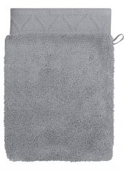 Gant de Toilette Caresse | Gris Foncé