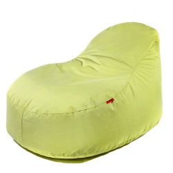 Outdoor Sitzsack-Liege Slope XL Plus | Limette