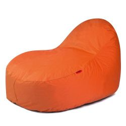 Outdoor Sitzsack-Liege Slope XL Plus | Orange