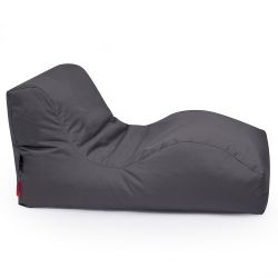 Garden Lounger Wave Plus | Anthracite