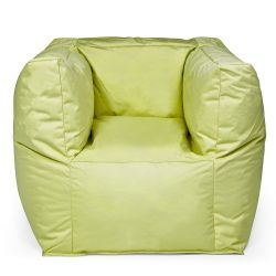 Outdoor Armchair Valley Plus | Lime