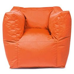 Outdoor Armchair Valley Plus | Orange