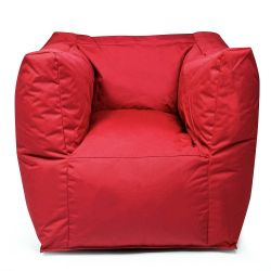 Outdoor Armchair Valley Plus | Red