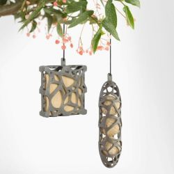 1 Bird Feeder Sam, 1 Bird Feeder Anna, 1 Suet Block & 6 Suet Balls | Giftbox 2