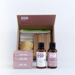 Giftbox | Shampouiner, Bodymilk | Géranium