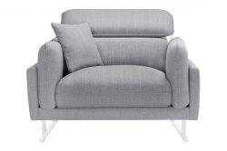 1-Seater Sofa Gigi | Grey