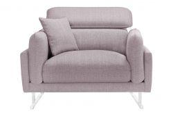 1-Seater Sofa Gigi | Pink
