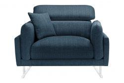 1-Seater Sofa Gigi | Jeans Blue