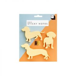Pack of 3 Sticky Notes Dog