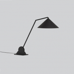 Lampe de Table Gear | Noir