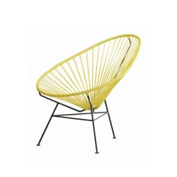 Acapulco Chair | Yellow Cord