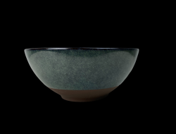 Salad Bowl Ø 25 cm Habuza | Blue
