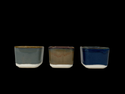 Jars Pablo Ø 5,7cm | Set of 3