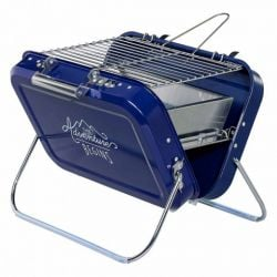 Large Portable BBQ | Blue