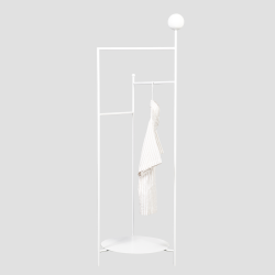 Clothes Hanger Gestus Valet | White