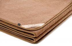 Wool Blanket Merino | Cappuccino