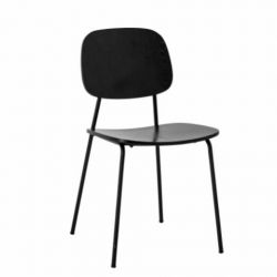 Dining Chair Monza | Black