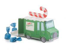 Emballage Cadeau DIY en Carton | Minibus