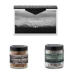 Gift Box #3 | Liquorice Salt & Seaweed Salt