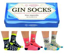 Socken Gin | 6er-Satz