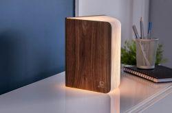 Smart Booklight Maxi | Walnut