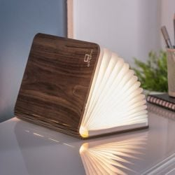 Smart Booklight Maxi | Walnut
