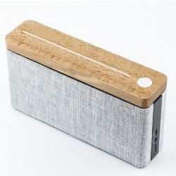 Bluetooth Speaker HiFi Square | Maple Wood