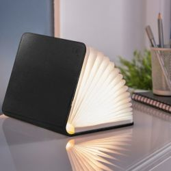 Smart Booklight Mini | Black PU