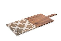 Chopping Board In-Taglio 20x52 cm l Brown