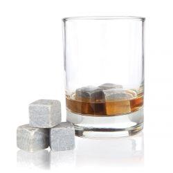 Whisky-Steine Gletschersteine 6er-Set