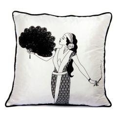 Gwendoline Silk Cushion