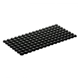 Multipurpose Antislip Mat Lebolle Medium | Black