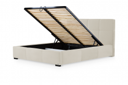 Storage Bed Fascination | Cream