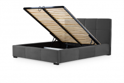 Storage Bed Fascination | Anthracite