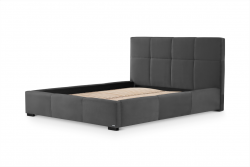 Bed Fascination | Anthracite