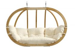 Hanging Chair Globo Royal | Beige