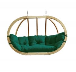 Hanging Chair Globo Royal | Green