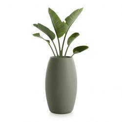 Plantenpot Gobi 2 | Olijfgroen