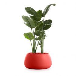 Plantenpot Gobi 3 | Rood