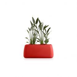 Plantenpot Gobi 5 | Rood