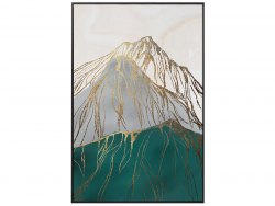 Malerei | Gold Mountain