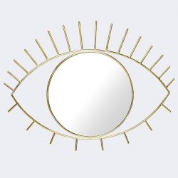 Cyclops Wall Mirror Large | Gold