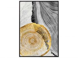 Malerei | Golden Wood 1