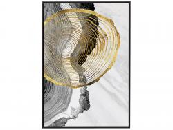 Malerei | Golden Wood 2