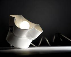 Grace02 Lamp White