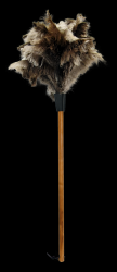 Large Feather Duster Heritage | 110 cm