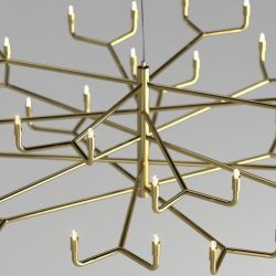 Pendant Lamp | Grand Siecle | Gold