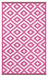 Indoor/Outdoor Plastic Rug Nirvana | Pink
