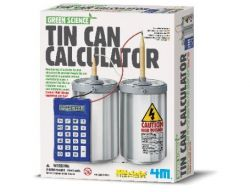 DIY Kit Tin Can Calculator