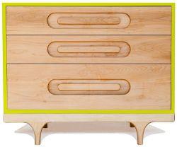 Caravan Dresser - Green